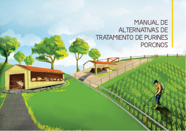 Manual de alternativas de tratamiento de purines porcinos